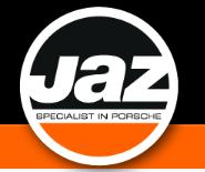 jaz porsche garage logo