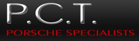 PCT garage logo