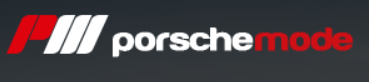 Porsche Mode garage logo
