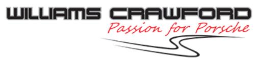 Porsche sports car logo